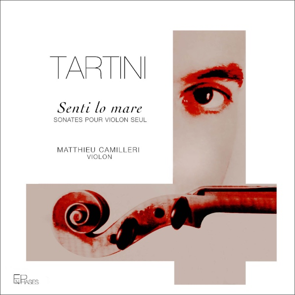 Tartini enregistré par le label EnPhases